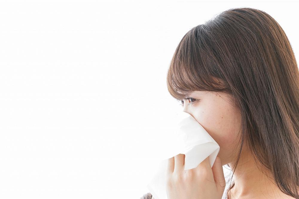 アレルギー性鼻炎とは?原因は?