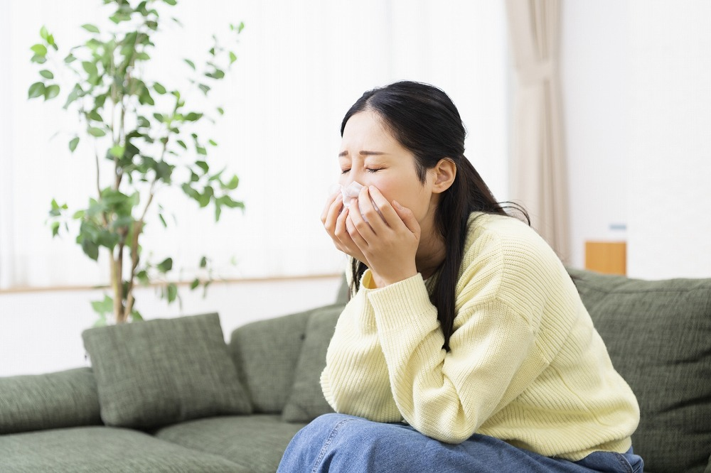 アレルギー性鼻炎・花粉症の検査と診断