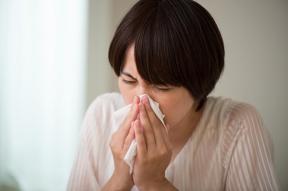 鼻茸の主な症状