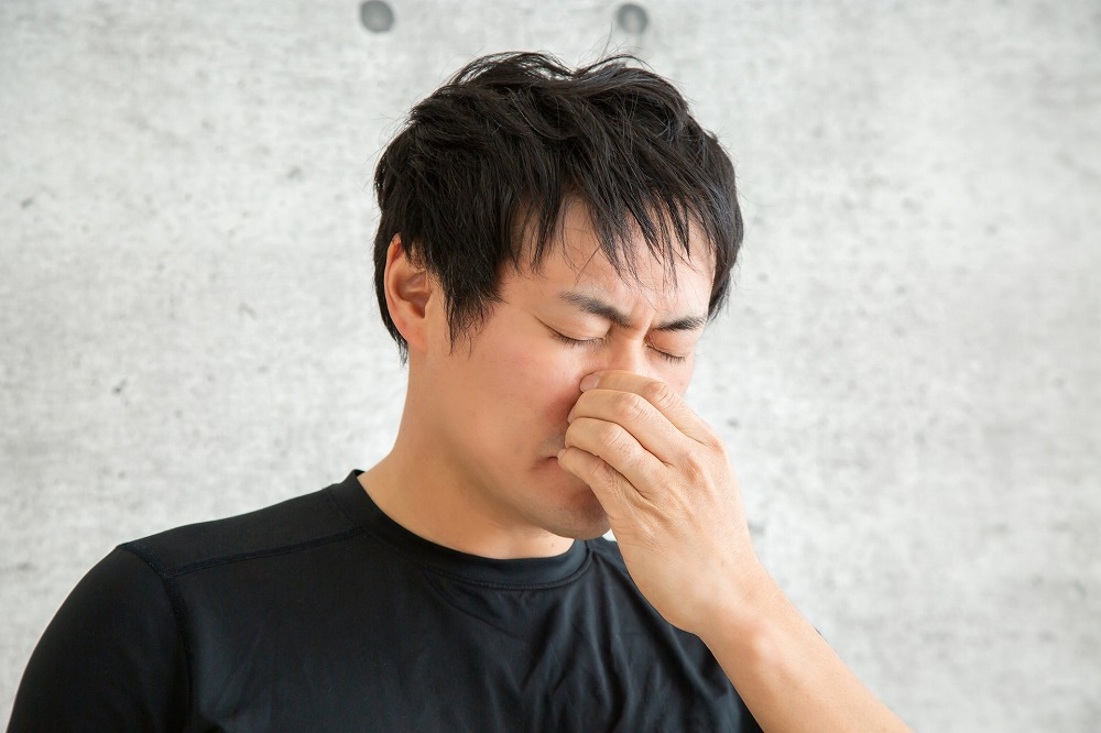 鼻中隔弯曲症の主な症状