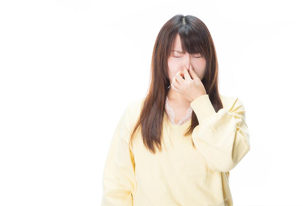 鼻の中が腫れている、腫れて痛い